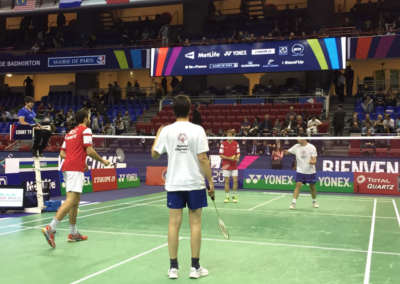 Special Olympics UAE partners with the World Badminton Federation to celebrate IDSDP