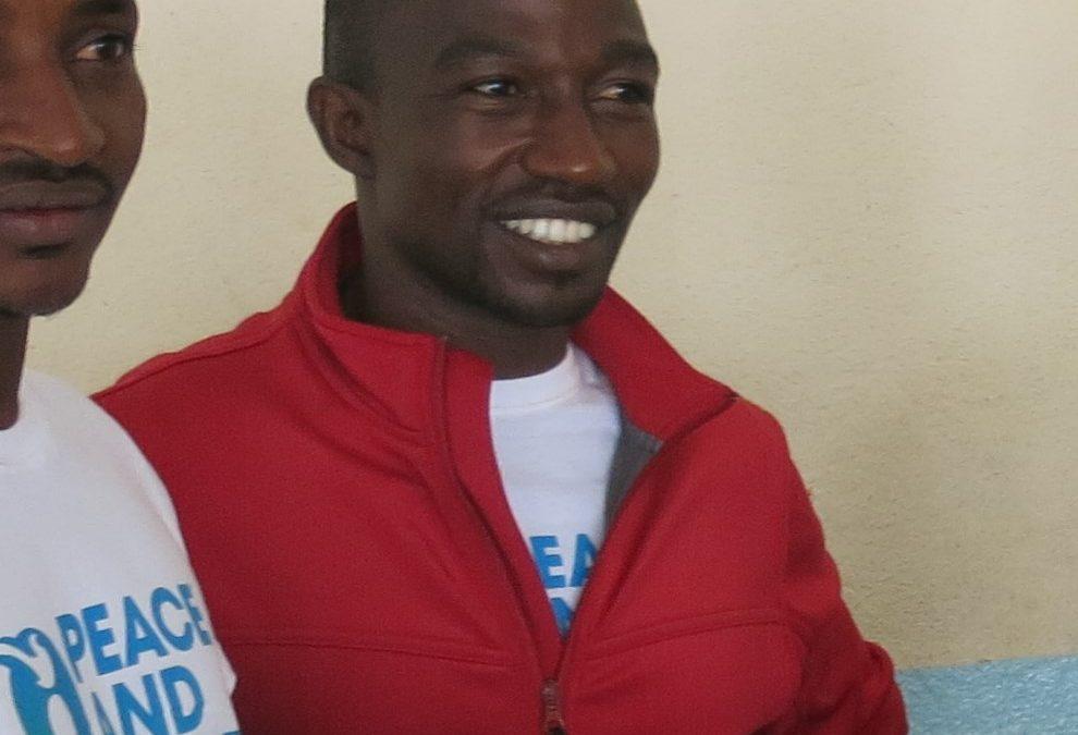 Eric Nzohabonayo: Sharing positive values through sport