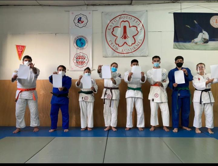 NATIONAL JUDO FEDERATION OF CHILE DEVELOPS AN INNOVATIVE PROGRAM OF PERSONALIZED JUDO IN TIME OF PANDEMIC