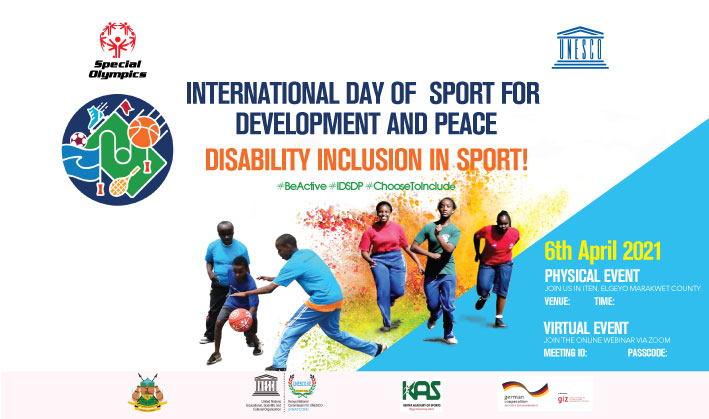 Webinar on Achieving Disability Inclusion in Sports