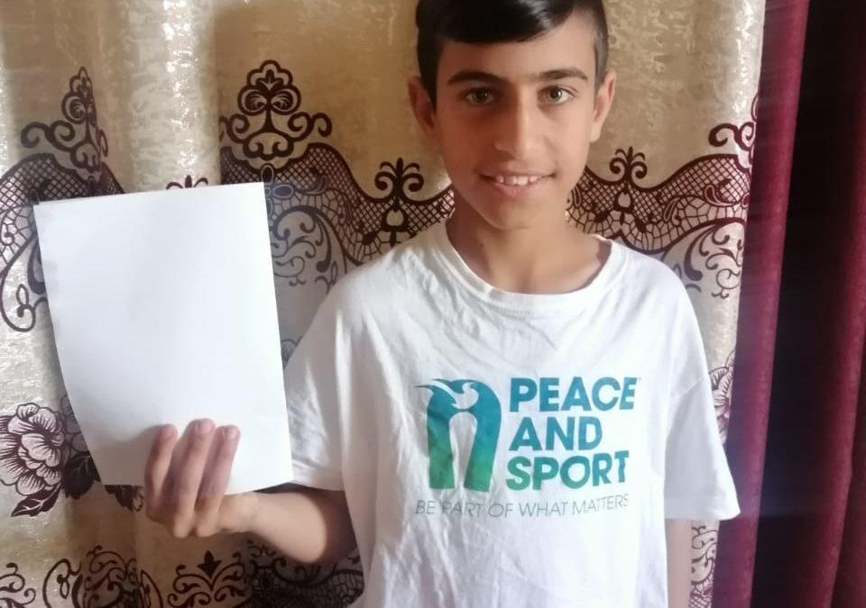 Mahmoud Abdel Rahman Jado: Table-tennis is an important part of my daily life
