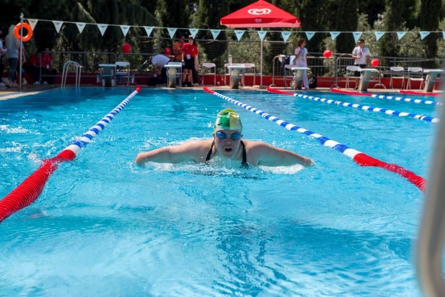 Olga Dasoura: Tout est possible grâce au sport