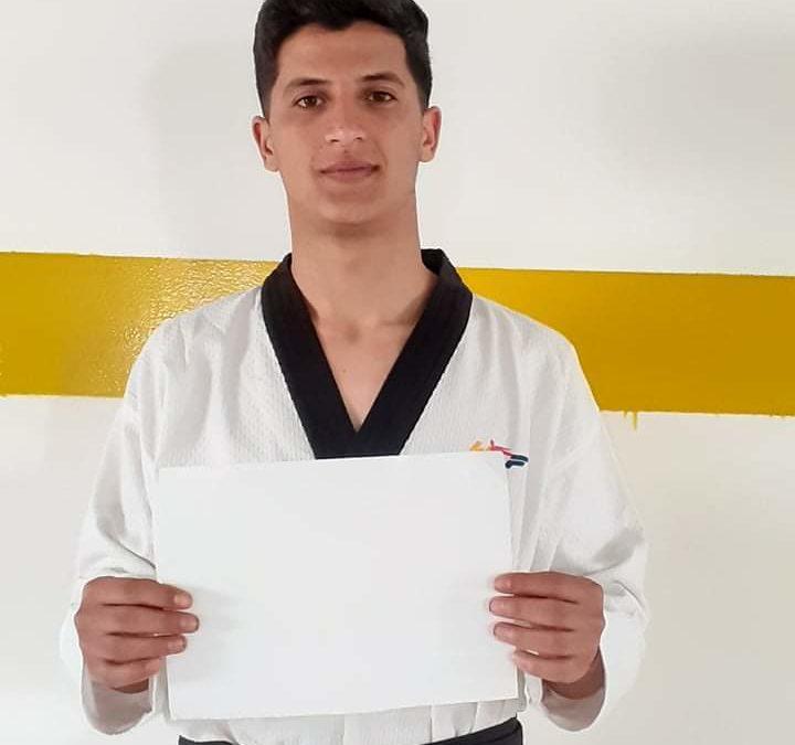 Wael Al Farraj: Taekwondo has influenced me positively