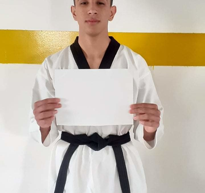 Yehya Al Ghotani: Taekwondo has become an essential part of my daily life