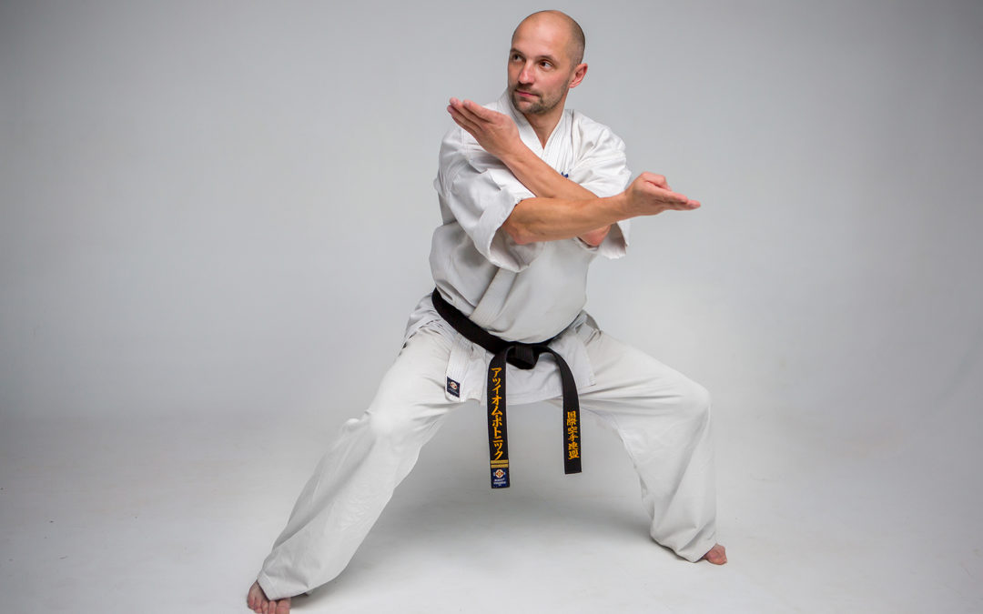 Karate as an instrument for the all-round development of each person