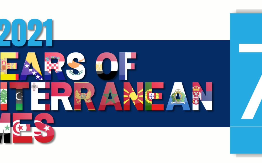 70 years Mediterranean Games