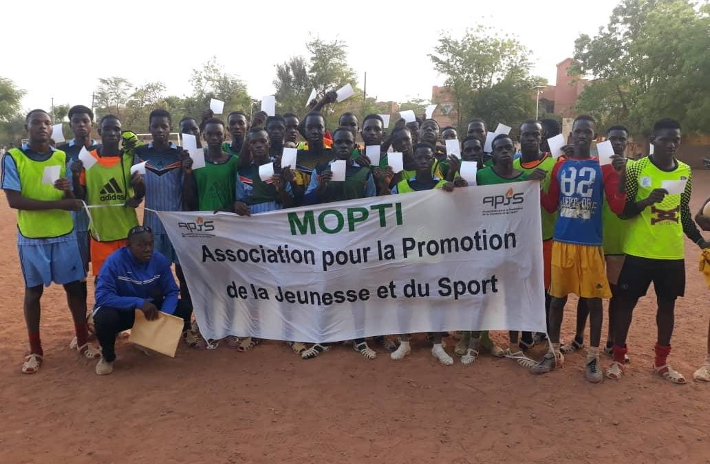Aminata TRAORE SY – Sport for Development and Youth Empowerment in Mali