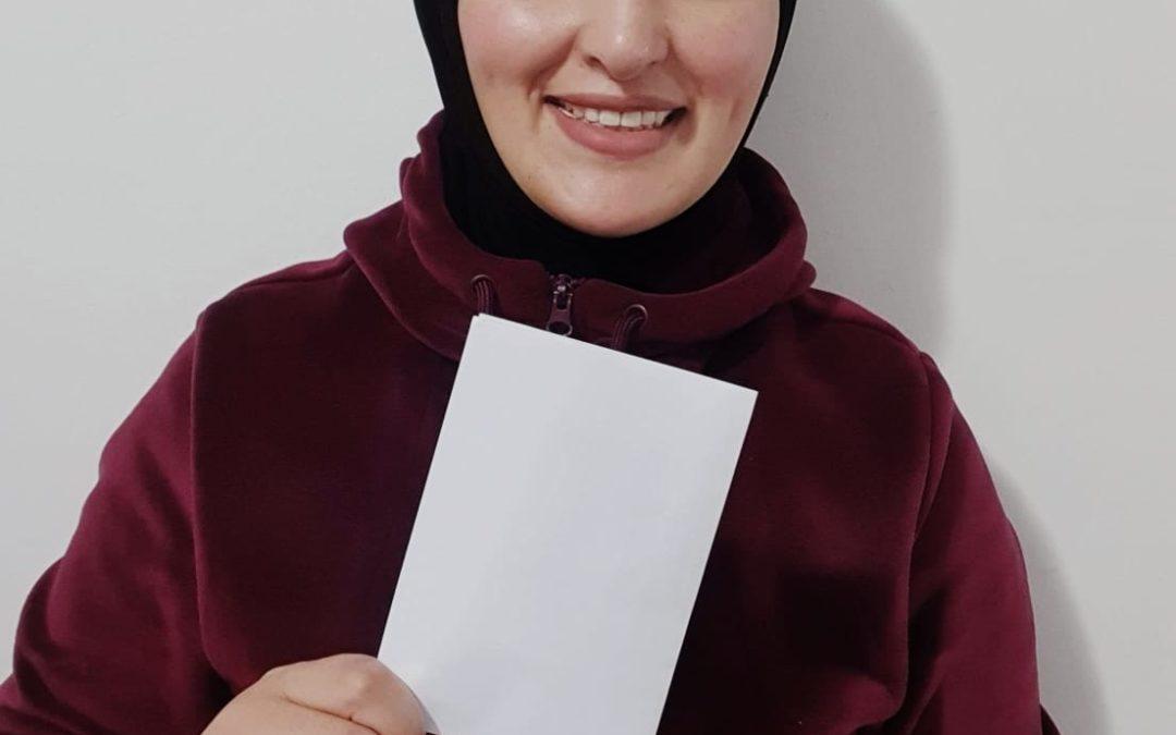 Souad Alqam's Journey: Women in Sports 