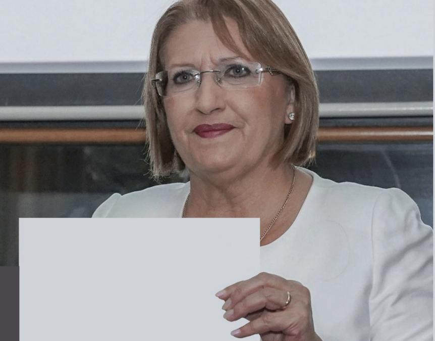 H.E. Mrs. Marie-Louise Coleiro: Sport to sustain developpment