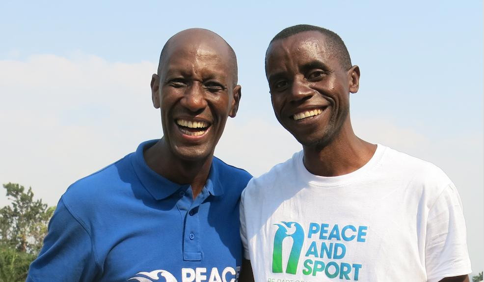 NIYONGABO Gilbert : La méthodologie Peace and Sport a eu un impact positif sur les enfants