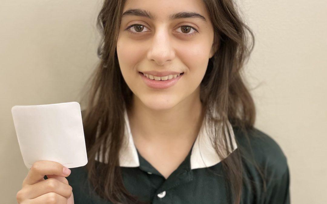 Ilham: swimming to empower girls