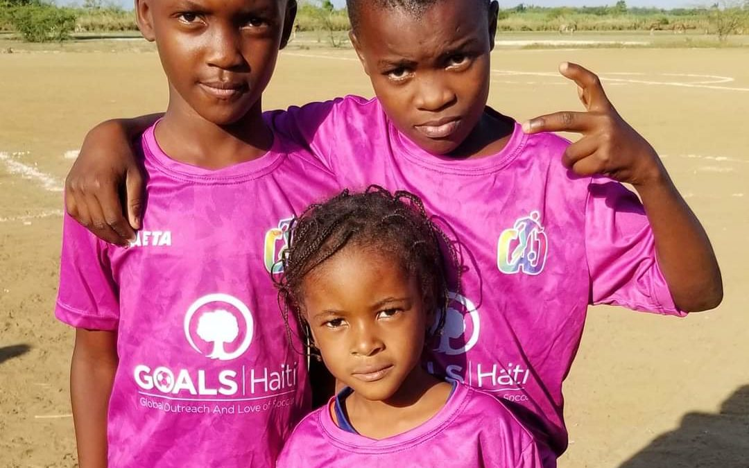 GOALS Haiti – Empowerment and equality through the love of the game.
