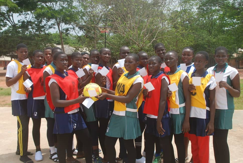 CSED CELEBRATE IDSDP AT IDPS CAMP UHOGUA