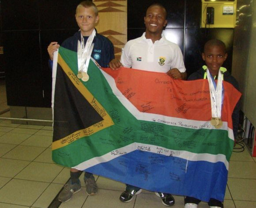 Springboarding Gymnastics' growth in South Africa