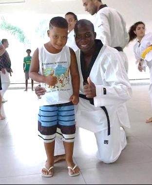 Luis Felipe: How Taekwondo changed my life