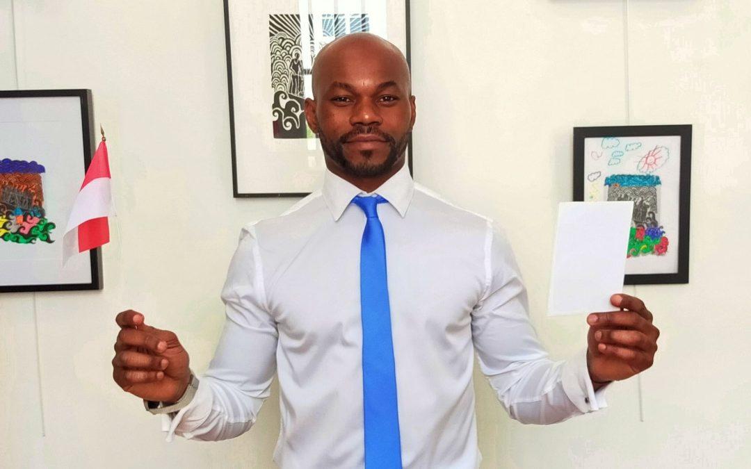 La course des lamentations Gabonaises