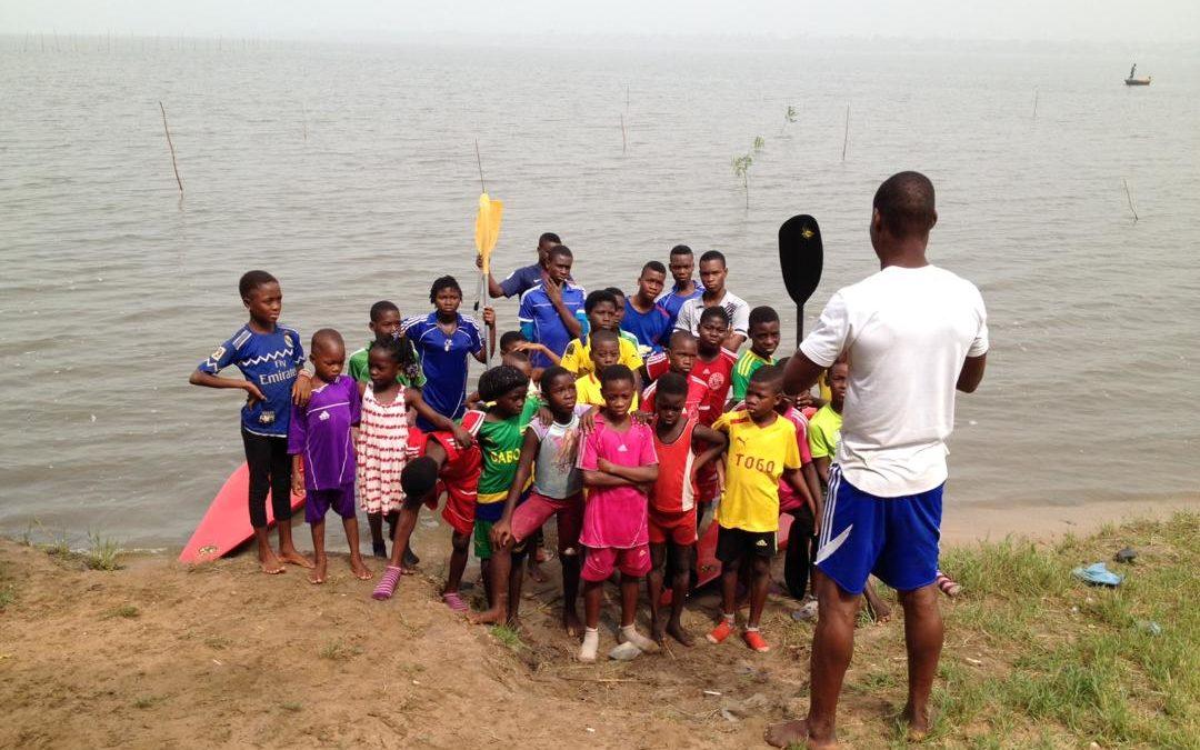 AS Donsa : Equité des genres par la pratique du Kayak