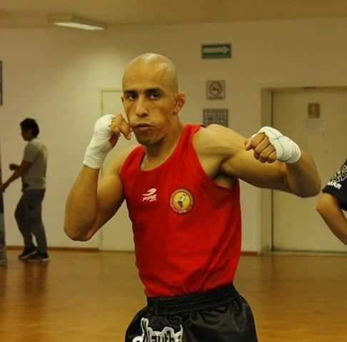 Osvaldo Snake Rangel: Muaythai