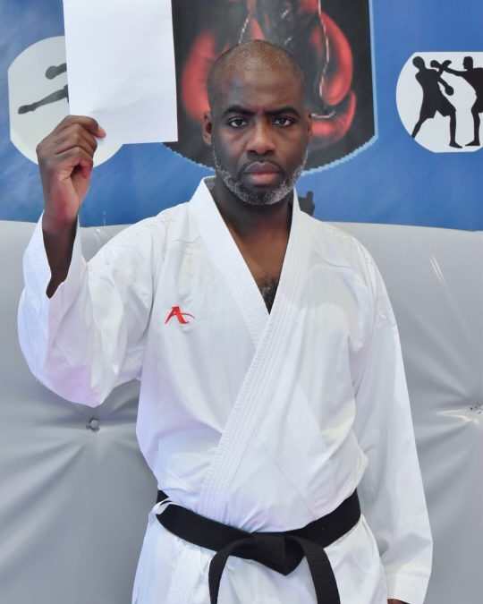 Champion for Peace Fode Ndao: My goal is to use sport as a tool for dialogue and social cohesion