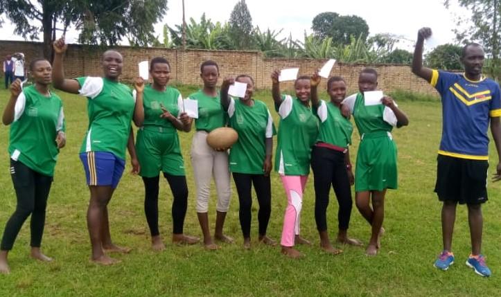 La Fédération Burundaise de Rugby (FBR) célèbre la journée internationale du sport pour le développement et la paix.